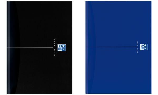 oxford notizbuch original blue gebunden din a4 kariert ebay. Black Bedroom Furniture Sets. Home Design Ideas